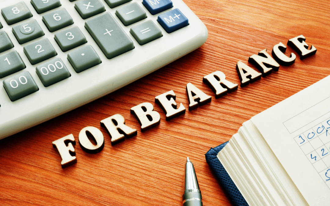 What is Forbearance and what does it mean in Texas?